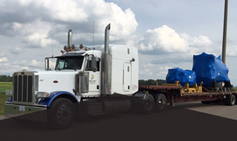 Long haul, dedicated, and local trucking